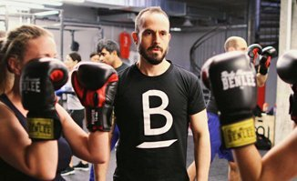 Antonio Larosa der BoxingFit Coach