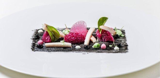Cheval Blanc Restaurant im Hotel Les Trois Rois