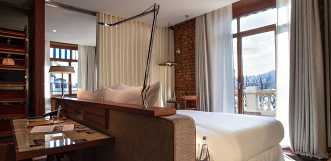 La Reserve Eden Au Lac in Zürich: Neues Hotel und Konzept in historischen Mauern