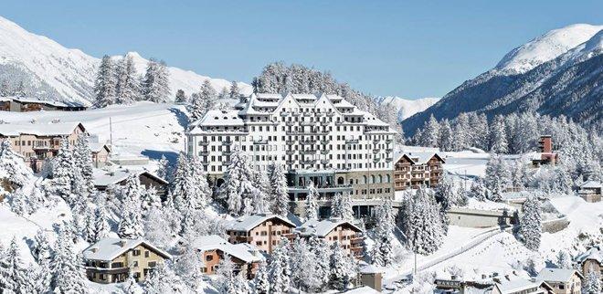 Du suchst ein Romantik Hotel? Wir zeigen die schönsten der Schweiz.