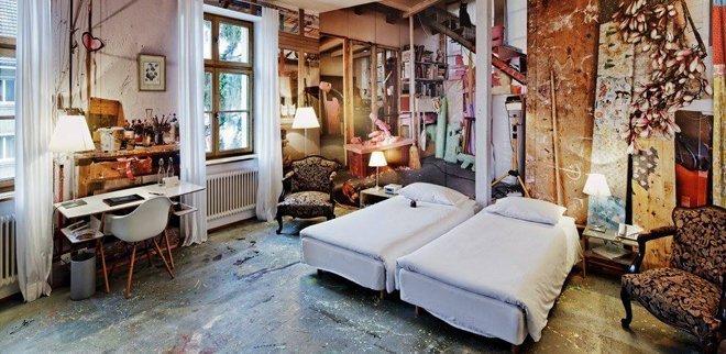 Design-Hotel in Basel: Teufelhof vereint Kunst, Stil und ein tolles Angebot