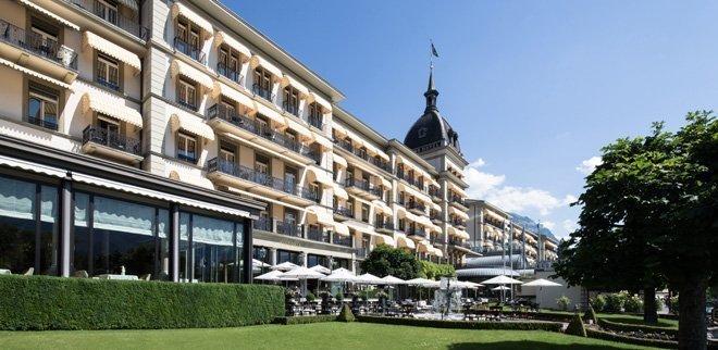 Gewinne eine Übernachtung im Victoria-Jungfrau Grand Hotel & Spa im Wert von 760 Franken