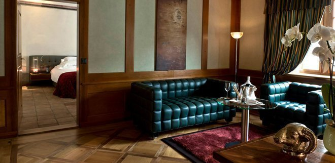 Boutique Hotel Widder in Zürich: Design trifft auf Tradition