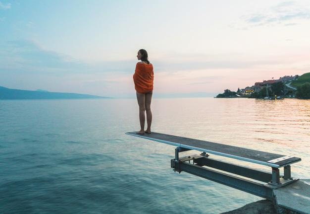 Hier tauchen wir ab! Die 10 schönsten Badeseen der Schweiz
