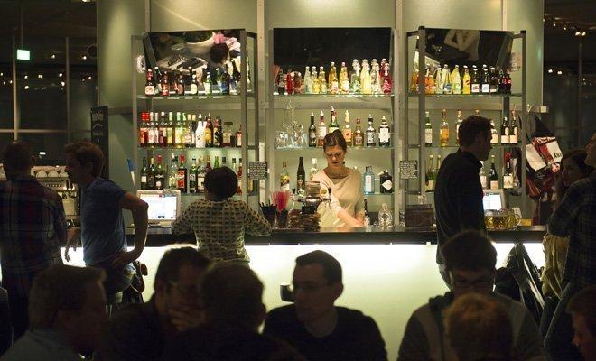 Die besten Bars in Luzern / Bourbaki
