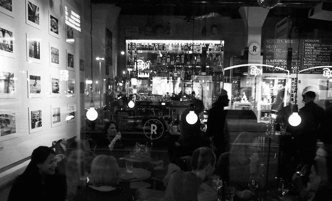 Die besten Bars in Luzern / Raviolibar