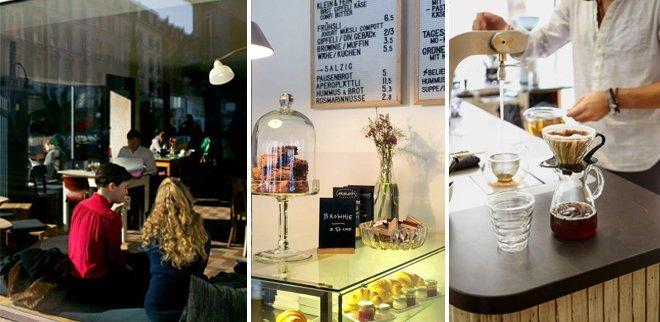 Cafés Basel: Café Frühling
