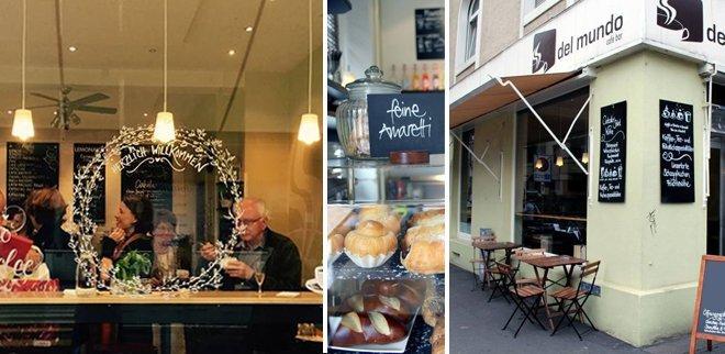 Cafés Basel: Café del mundo