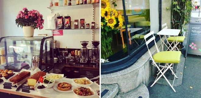 Cafés Basel: Indigo Elephant