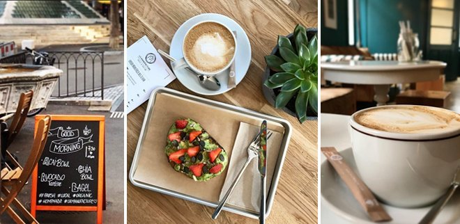 Cafés Basel: La Manufacture Elisabethen