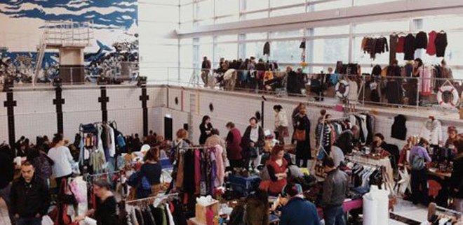 Neubad Flohmarkt