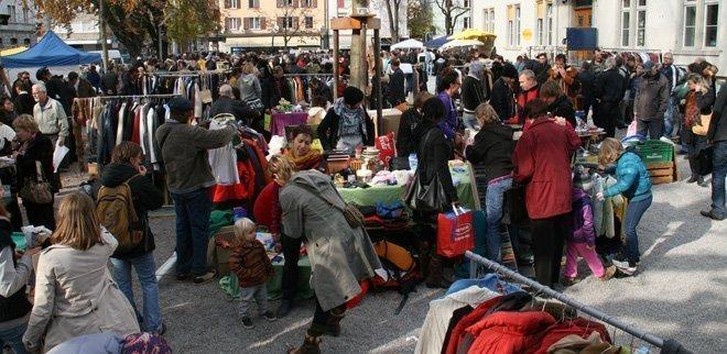 Flohmarkt Kanzlei