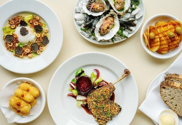 Restaurants in Zürich, die Fernweh stillen