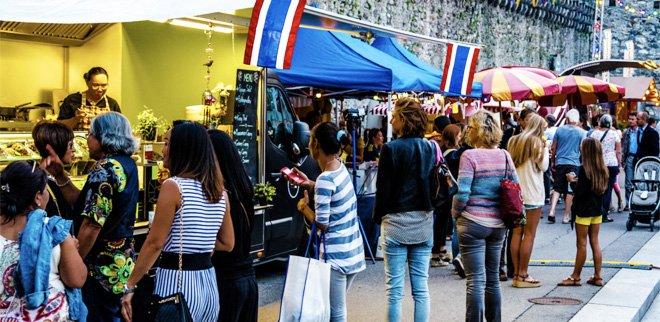 Street Food Festival Schweiz: Bellinzona