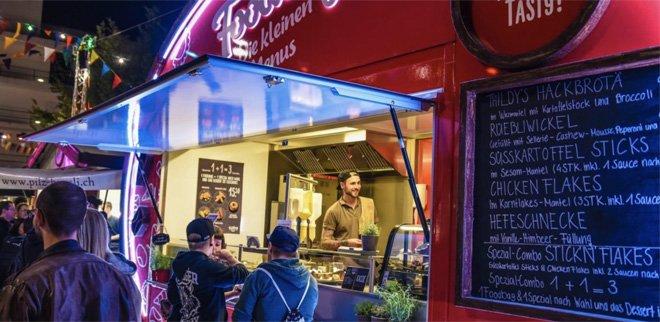 Street Food Festival Schweiz: Lausanne