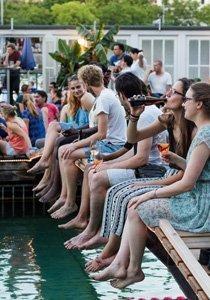 Sommerbars in der Schweiz: Die Saison ist eröffnet