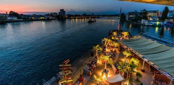 Sommerbars in der Schweiz: Das sind unsere liebsten Sommerbars in der Schweiz
