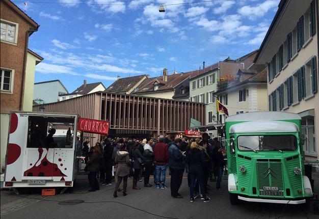 Street Food Festival Schweiz: Aarau