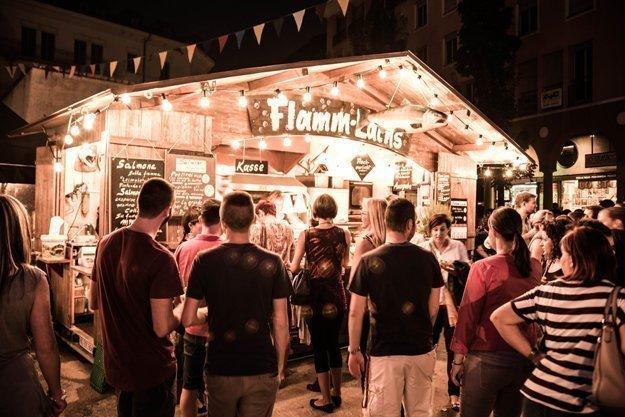 Street Food Festival Schweiz: Baden