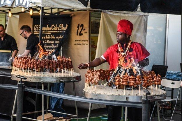 Street Food Festival Schweiz: Basel