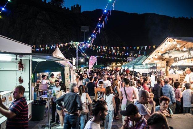 Street Food Festival Schweiz: Bern