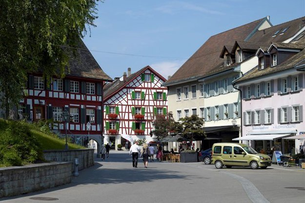 Street Food Festival Schweiz: Buelach