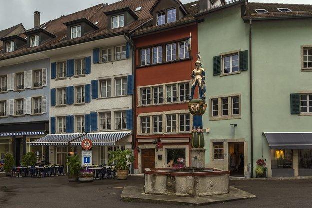 Street Food Festival Schweiz: Lenzburg