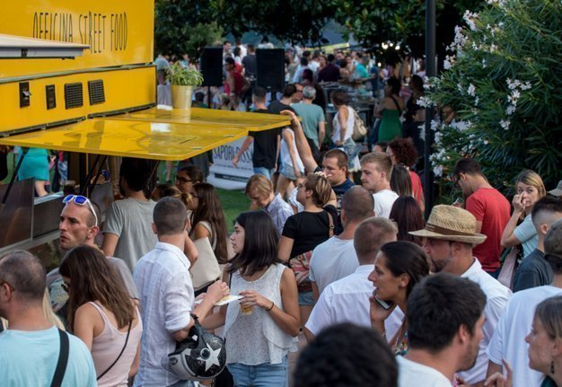 Street Food Festival Schweiz: Lugano