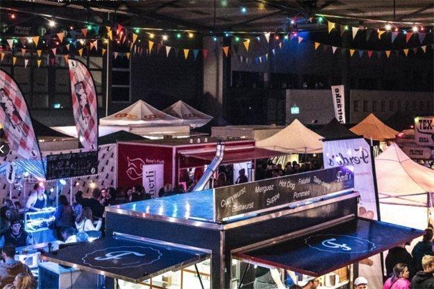 Street Food Festival Schweiz: Luzern