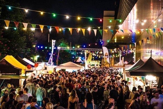 Street Food Festival Schweiz: Olten
