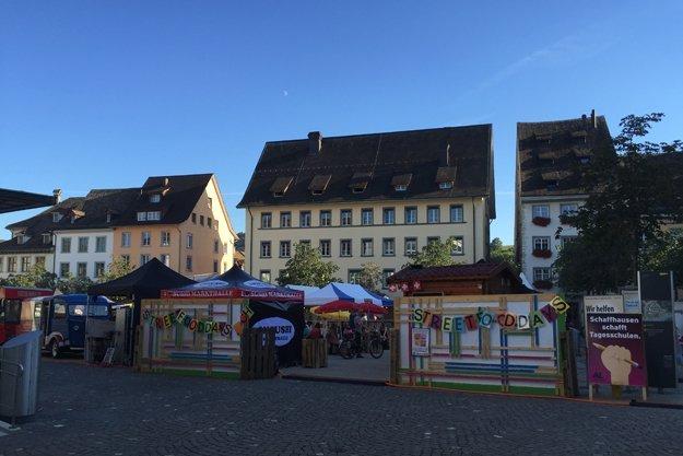 Street Food Festival Schweiz: Schaffhausen