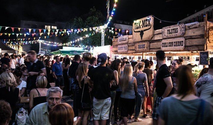 Street Food Festival Schweiz