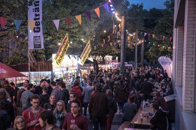 Street Food Festival Schweiz: St.Gallen