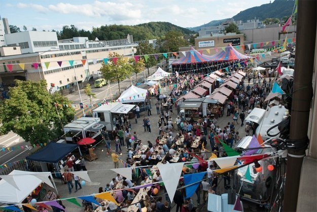 Street Food Festival Schweiz: Zuerich