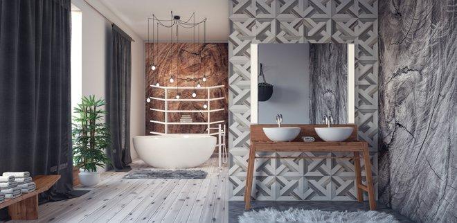 Badezimmer Ideen: Tolle Deko für dein Bad