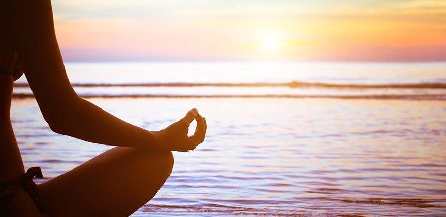Entspannen mit Balance Fitness