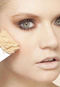 Bestes Make-up, um offene Poren zu bedecken