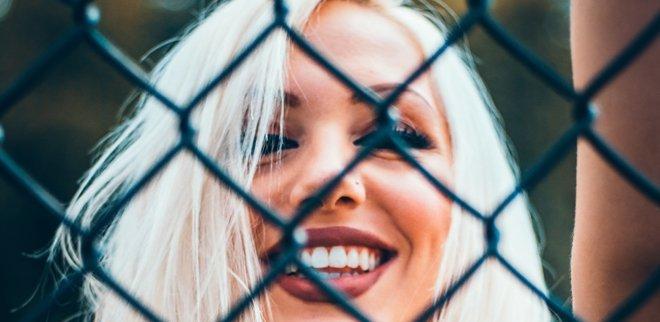 Haare blonde oder attraktiver braune Blondinen oder