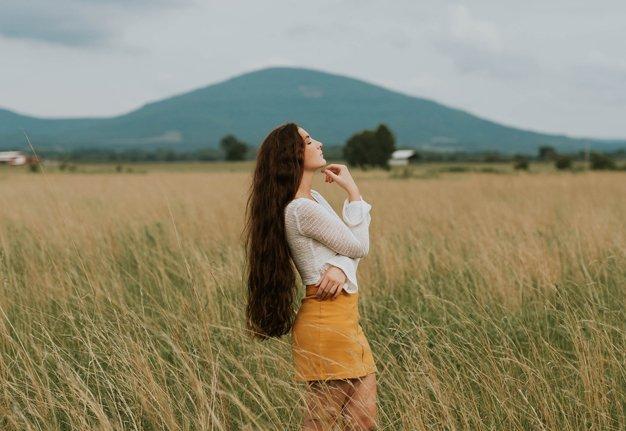 Tipps für langes Haar