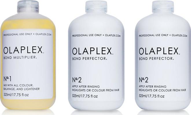 Olaplex: Drei Schritte für gesunde und glänzende Haare trotz Färben