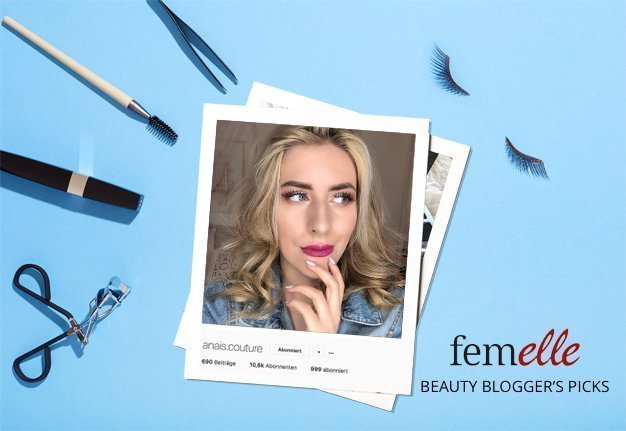 Beauty Blogger's Picks: Anais Lanz von Anais Couture