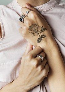 Bio-Tattoos: Was hält schon für immer?