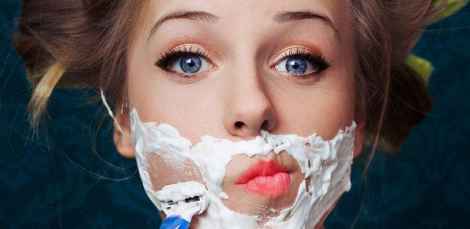 Alle Methoden zum Gesichtshaare entfernen