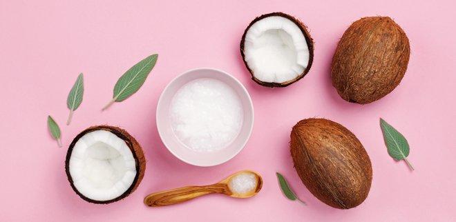Kokosöl Haut: So gut tut dir Kokosnussöl