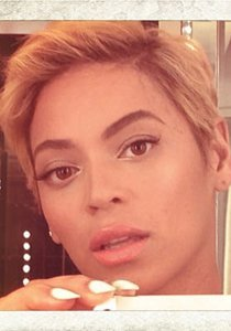 Beyoncés neue Frisur oder warum Frauen manchmal Haare lassen