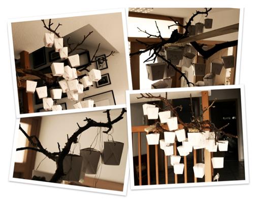 weihnachtsdeko selber basteln. Black Bedroom Furniture Sets. Home Design Ideas