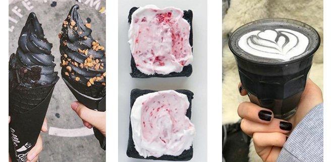 Wie Black Food gerade Instagram erobert