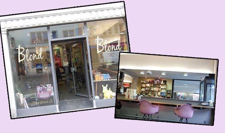 Salon Blond in Winterthur