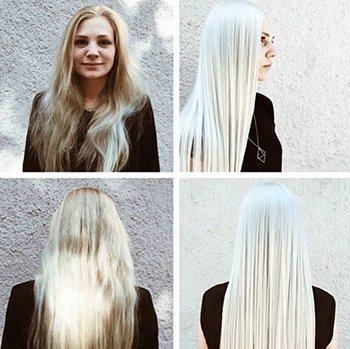 Blondieren Mit Olaplex