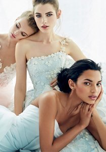 Hochzeitskleider: Die schönsten Brautkleider 2017